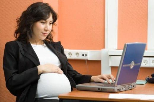 El cambio de puesto de trabajo en embarazadas cotizará menos