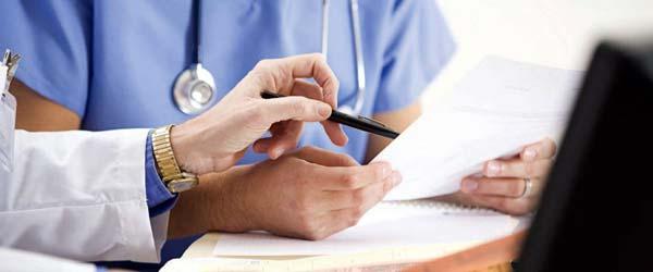 Médico vigilancia de la salud