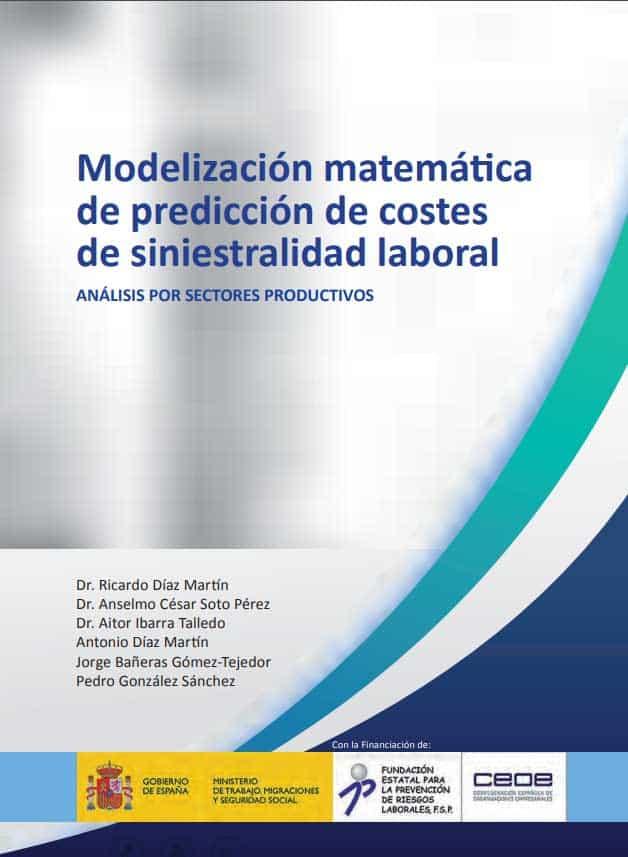 Modelización matemática de predicción de costes de siniestralidad laboral