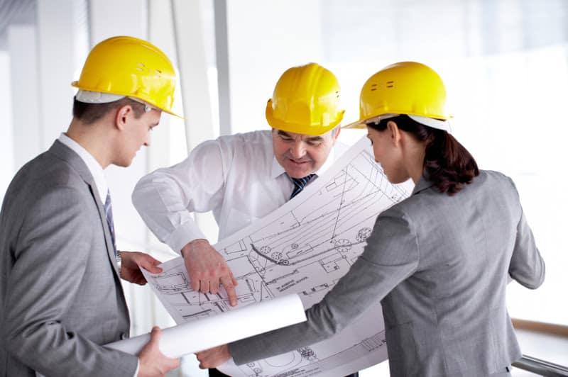 Seguridad laboral en obras de construcción