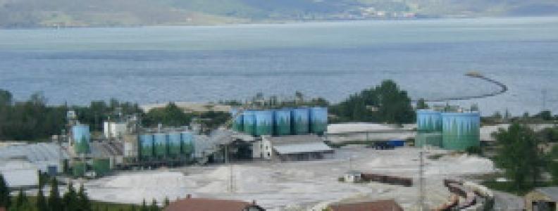 Coordinación de Seguridad y Salud en la Planta Sibelco de Arija
