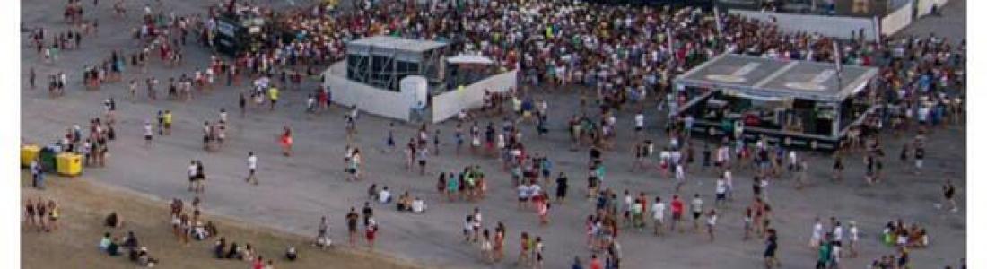 Arenal Sound incrementa los medios materiales y humanos del plan de autoprotección sanitario