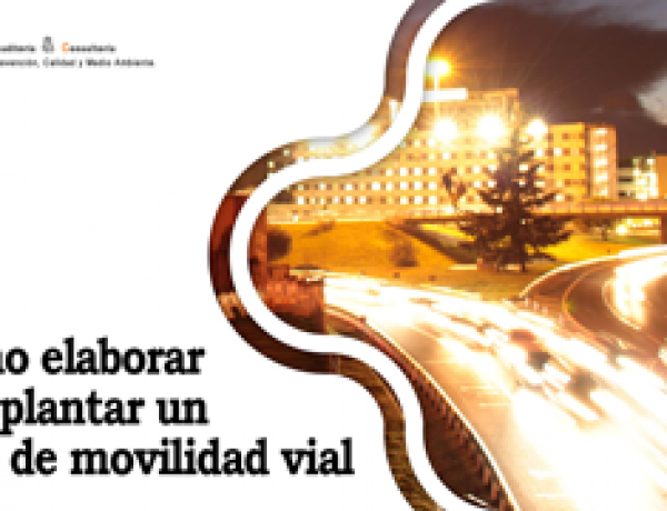 COMO ELABORAR E IMPLANTAR UN PLAN DE MOVILIDAD VIAL