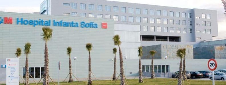 Revisión Plan Autoprotección Hospital Infanta Sofia