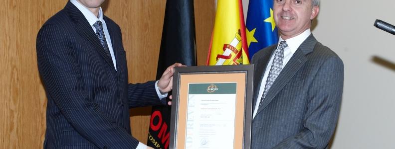 Grupo Ombuds obtiene los certificados OHSAS 18001:07