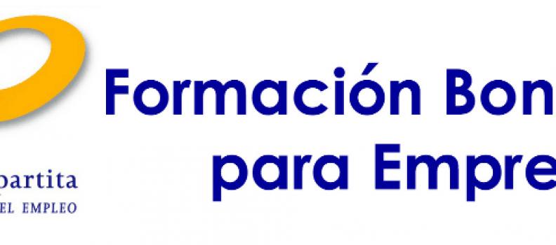 Formación para empresas subvencionada por la Fundación Tripartita en PRL