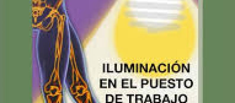 PUBLICACIÓN DEL INSHT GUÍA TÉCNICA DE ILUMINACIÓN